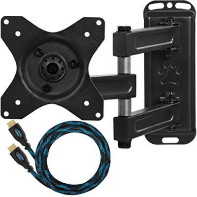 Videosecu Mw380b2 Complete Movement Articulating Dual Arms