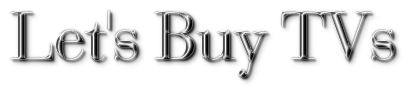Let's Buy Tvs